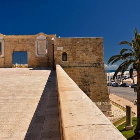 Fort of St. Anthony, XVI в.