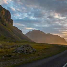 Iceland - по изгрев слънце в 3:00 ч.