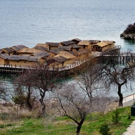 В Охридското езеро