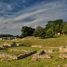 Руините на Дръстърската крепост