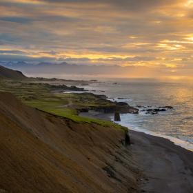 Iceland - източни фиорди