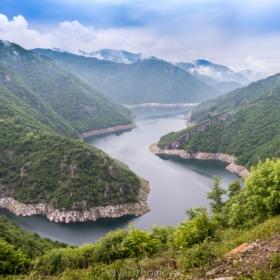 по река Въча