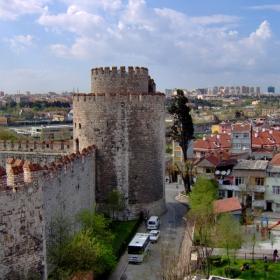 Истанбул, Yedikule Fortress