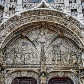 Lisboa - Mosteiro  dos Jeronimos
