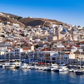 Ermoupoli,Syros