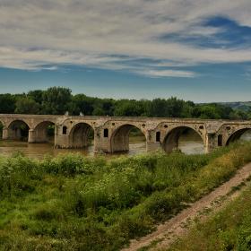 Мостът при Бяла
