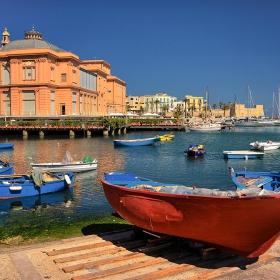 Porto Vecchio di Bari