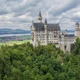 Замъка Нойшванщайн - Швангау, Германия