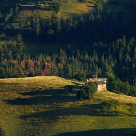пейзажно от Родопи
