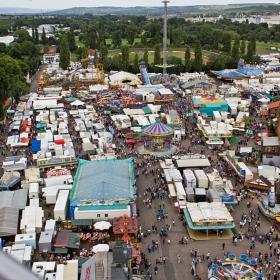 Jahrmarkt Bad Kreuznach '2017