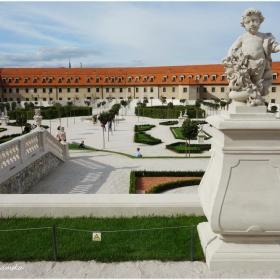 Разходка в парка на замъка, Братиславски замък