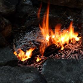 Танцът на огъня