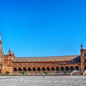 Севиля - Площад Испания 3