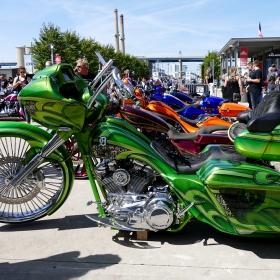 2017 Harley Davidson Custom Bike Show