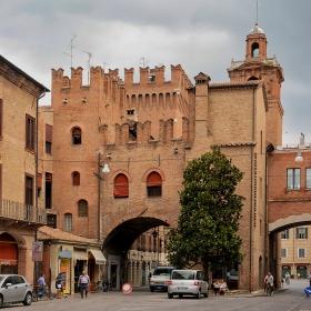 По улиците на Ferrara