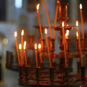 Свещичка за здраве