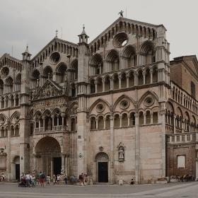 Cattedrale di San Giorgio Martire, 1135 г., Ferrara