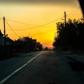 Залез в Македония