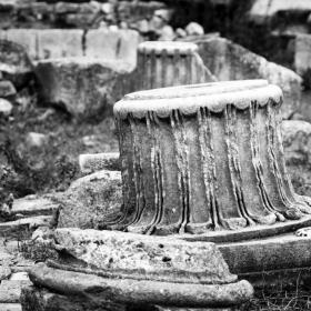 Останки от древния Marcianopolis