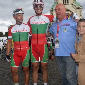 66-та Международна колоездачна обиколка на България - 1