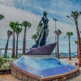 Statue Mediterranea
