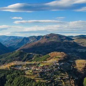 Поглед от Белинташ - Родопи