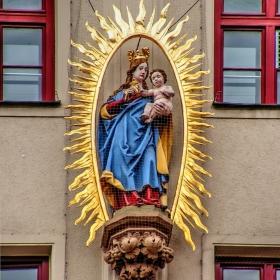 Мюнхен - Скулптура