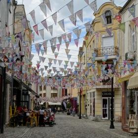Капана - веселият квартал на Пловдив