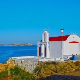 Миконос - Църква