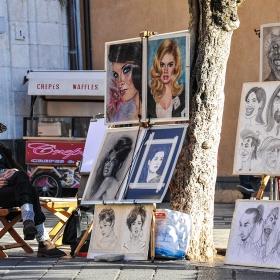 Улични портрети