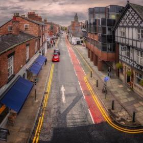 North Gate Str, Chester