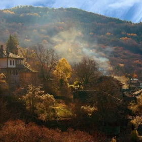 Изглед от Ковачевица