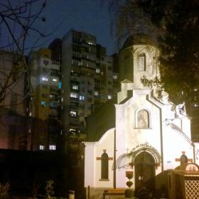Квартална църква