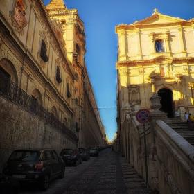 Сицилия - 3: Ното