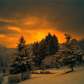 Зимен парк