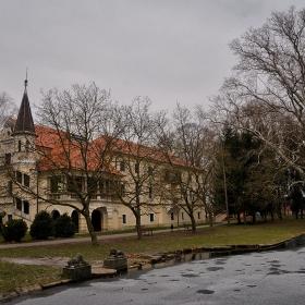 Замъкът Stupava, ХVII век