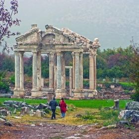 Афродизиас - Тетрапилон