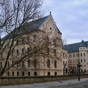 Теологическата сграда, XIX век