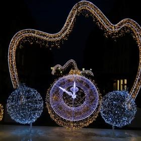 С Новым годом и Рождеством друзья!
