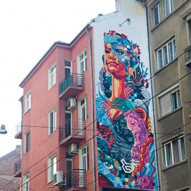 Графит в София