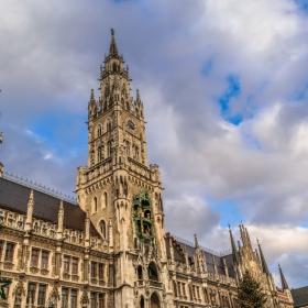 Кметството в Мюнхен