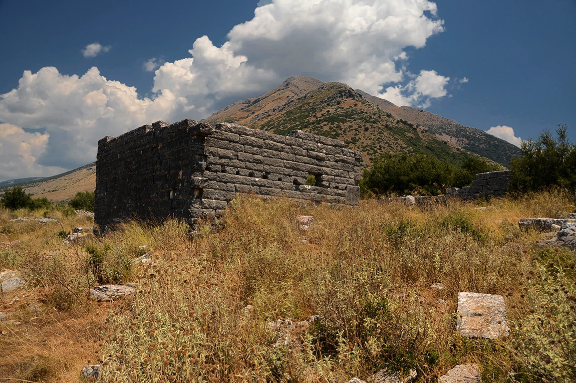 Archeologikos Choros Orraon, IV в. пр. Хр. - 28 г. пр. Хр