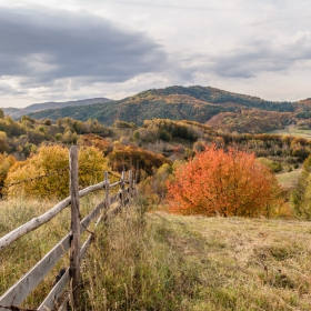 Есен в Родопите