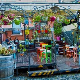 Белград - Кафани на улица Скадарлия