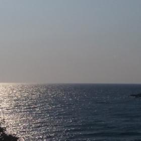 Изгрев над Созопол