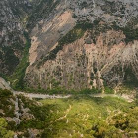 470 м.  над  Arachthos