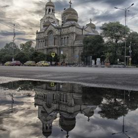 Катедралата.