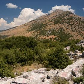 Из руините на античен Orraon,  IV в. пр. Хр. - 28 г. пр. Хр.