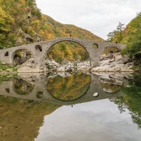Дяволския мост - къде ли е дяволът?