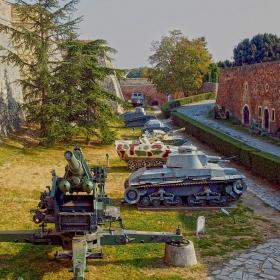 Белград - Военен музей